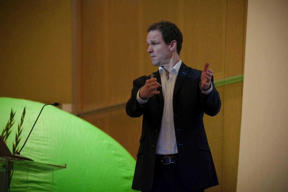Unngå engasjement, sier dårlig leder i motarbeider.no Halvor Haukerud. Foto: Line Ørnes Søndergaard